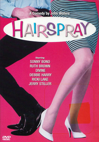 Hairspray (1988) (John Waters) (New Line) DVD Movie