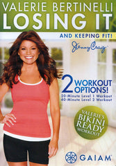Valerie Bertinelli - Losing It And Keeping Fit