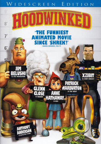Hoodwinked (Widescreen Edition) (Weinstein) DVD Movie