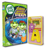 Leapfrog - Math Adventure To The Moon (With 26 Flashcards) DVD Movie