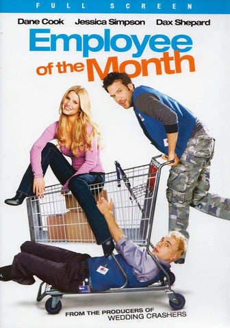 Employee Of The Month (Dane Cook) (Fullscreen) (MAPLE) DVD Movie