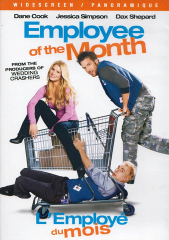Employee of the Month (Widescreen) (Bilingual) (MAPLE) DVD Movie