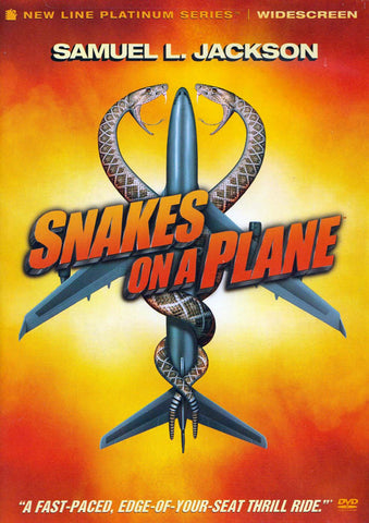 Snakes on a Plane (Widescreen Edition) (New Line) DVD Movie
