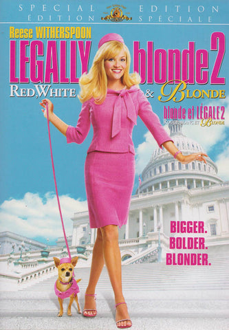 Legally Blonde 2 (Bilingual) DVD Movie