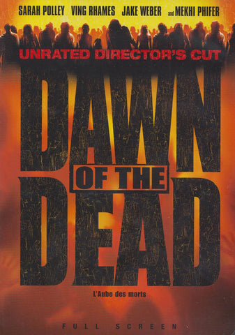 Dawn of the Dead (Full Screen Unrated Director s Cut) (Bilingual) DVD Movie