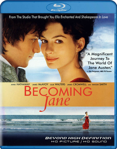 Becoming Jane (Blu-ray) BLU-RAY Movie
