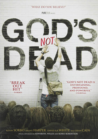 God's Not Dead DVD Movie