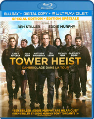 Tower Heist (Blu-ray + Digital Copy + UltraViolet) (Bilingual)