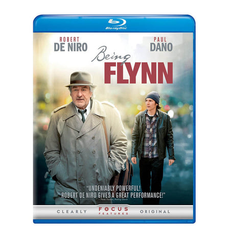 Being Flynn (Blu-ray) BLU-RAY Movie
