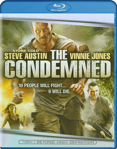 The Condemned (Blu-ray) (LG) BLU-RAY Movie