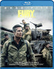 Fury (Blu-ray + Digital HD) (Bilingual) (Blu-ray) BLU-RAY Movie