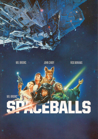 Spaceballs (Bilingual) (New Cover) DVD Movie