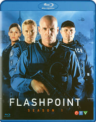 Flashpoint - Season 1 (Blu-ray)