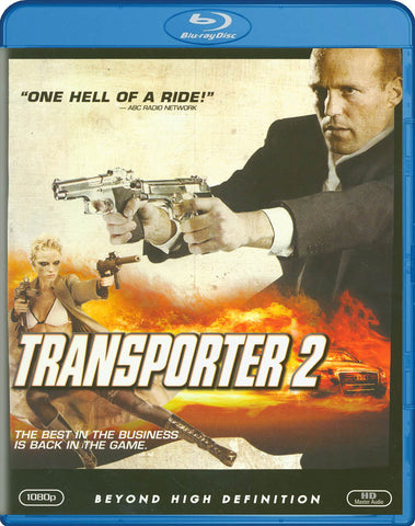 Transporter 2 (Blu-ray) BLU-RAY Movie