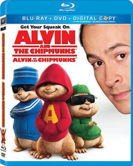 Alvin And The Chipmunks - (DVD + Digital Copy) (Blu-ray) (Bilingual)