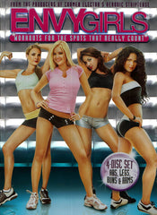 Envy Girls - Workouts for the Spots That Really Count (Boxset) (LG)
