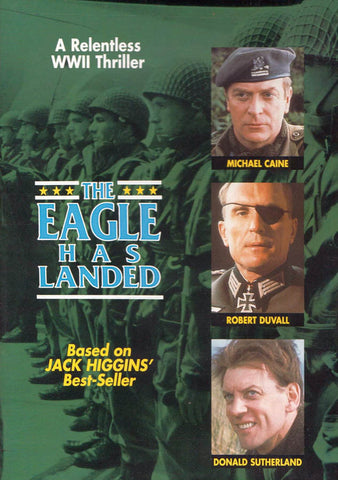 Eagle Has Landed (MAPLE) DVD Movie