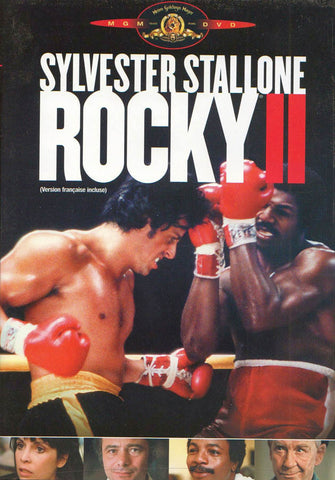 Rocky 2 (MGM) (Bilingual) DVD Movie