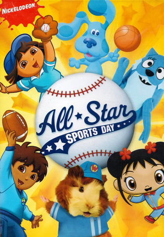 All Star Sports Day DVD Movie