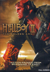 Hellboy II: The Golden Army (Full Screen Edition)