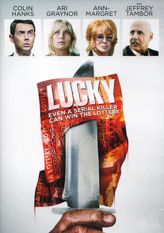 Lucky (CA Version) DVD Movie