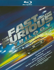 The Fast and the Furious Trilogy (Blu-ray)(Boxset) (Bilingual)