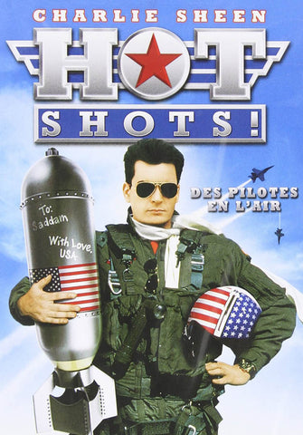 Hot Shots! (Bilingual) DVD Movie