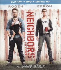 Neighbors(Blu-ray + DVD) (Bilingual) (Blu-ray)