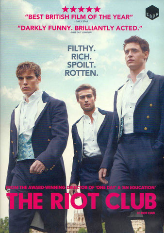The Riot Club DVD Movie