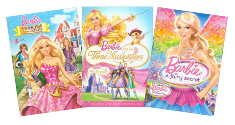 Barbie Collection # 2 DVD Movie