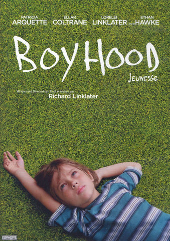 Boyhood (Bilingual) DVD Movie