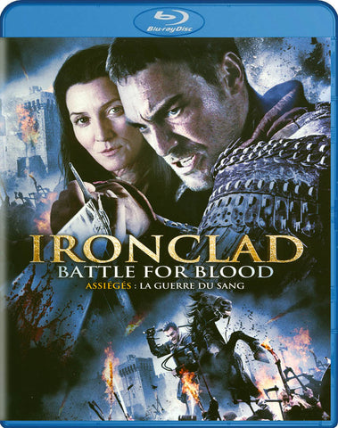 Ironclad - Battle For Blood (Blu-ray) (Bilingual) BLU-RAY Movie