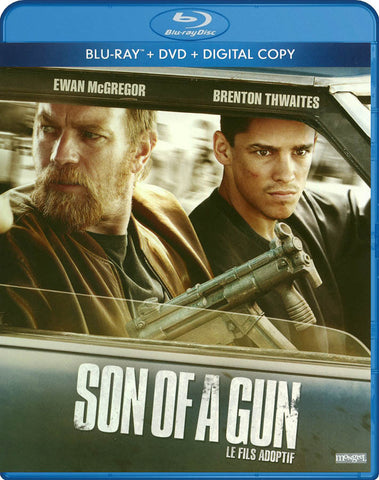 Son of a Gun (Blu-ray + DVD + Digital Copy) (Bilingual) DVD Movie