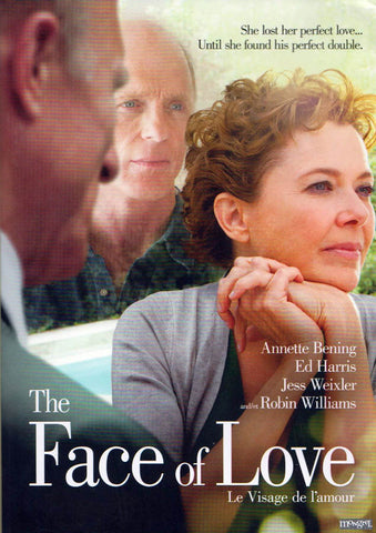 The Face of Love (Bilingual) DVD Movie