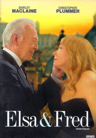 Elsa & Fred (Bilingual) DVD Movie