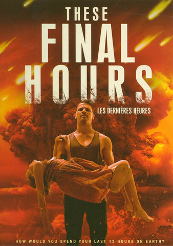 These Final Hours (Bilingual) DVD Movie