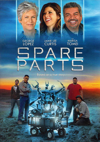 Spare Parts (Bilingual) DVD Movie