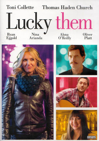 Lucky Them DVD Movie