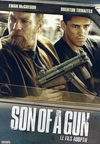 Son Of A Gun (Slipcover) (Bilingual) (MONGREL) DVD Movie