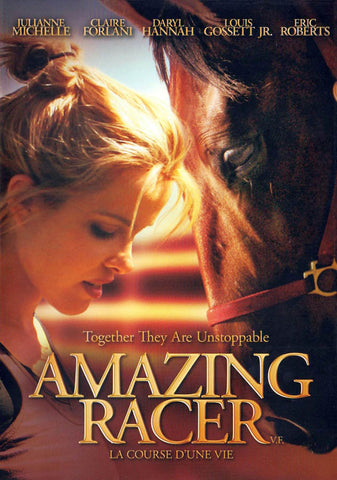 Amazing Racer (Bilingual) DVD Movie