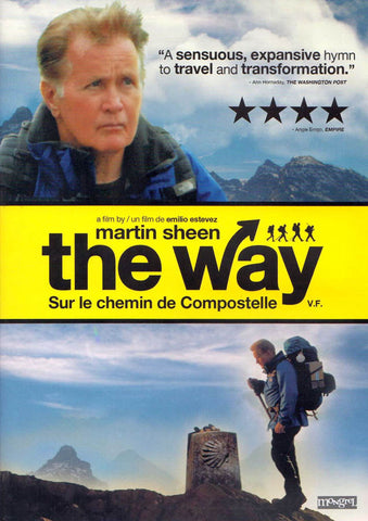 The Way (Bilingual) DVD Movie