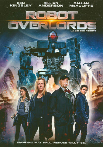 Robot Overlords (Bilingual) DVD Movie