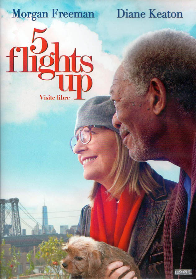5 Flights Up Bilingual Dvd Movie