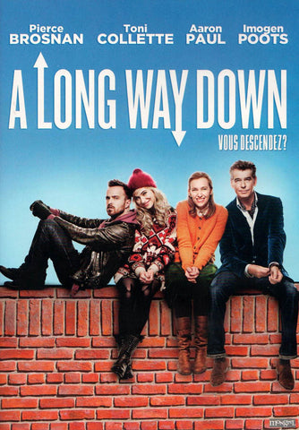 A Long Way Down (Bilingual) DVD Movie
