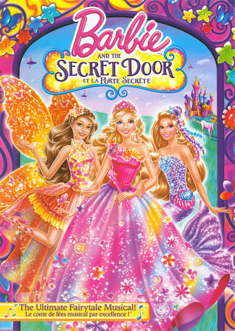 Barbie And The Secret Door (Bilingual) DVD Movie