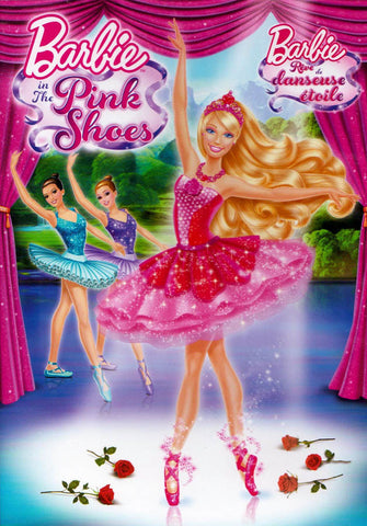 Barbie In The Pink Shoes (Bilingual) DVD Movie