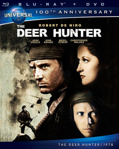 The Deer Hunter (Blu-ray + DVD) DVD Movie