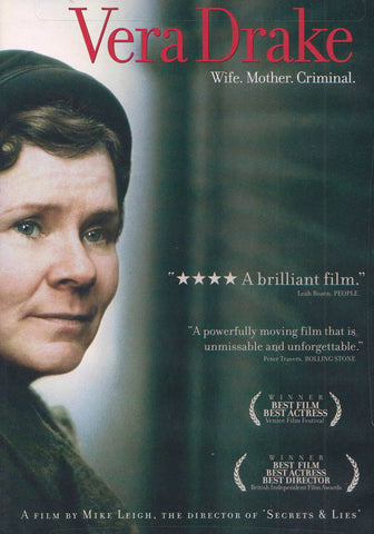 Vera Drake (New Line) DVD Movie