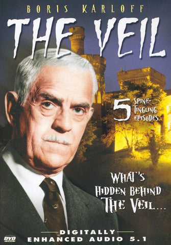Boris Karloff - The Veil (Volume 2) DVD Movie