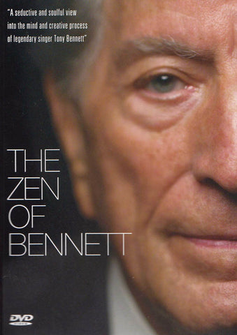 The Zen Of Bennett DVD Movie